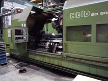Used CNC-lathe Heid