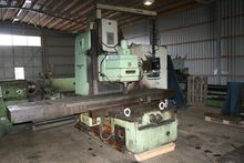 Vertical milling machine TOS Ku