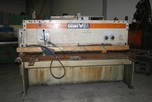 Plate shear Donewell