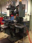 Used CNC-milling mac