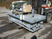 Used Lift table MARC