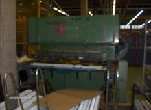 Used Press brake HJO