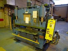 Used Press brake Wei