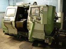 Used CNC-lathe Okuma