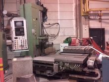 CNC-horizontal borer Sacem MST