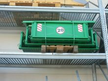 Menke tipping container MK150