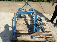 Used Lemken Packerar