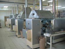 4 x Haas EWB Wafer Roll Ovens
