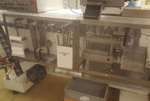 1994 Bossar Sachet Machine With