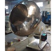 2 x Stainless Steel Coating Pan