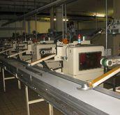 8 x Rasch RHE Foiling Machines