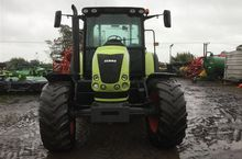 2012 CLAAS ARION 610 C