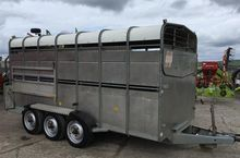 2009 Hudson Trailers 14 x 6ft T