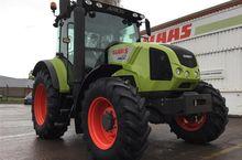 Used CLAAS ARION 410
