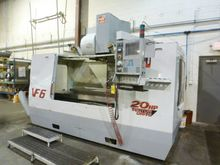 2001 HAAS VF-6 CNC VERTICAL MAC
