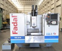 2000 FADAL VMC3016HT CNC VERTIC