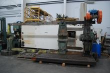 200 TON HYDRAULIC WHEEL PRESS