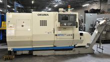 17032 2002 OKUMA CNC LATHE with