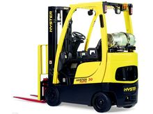 2012 Hyster S40FTS Fortis® Adva