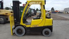 Used 2007 Hyster H50