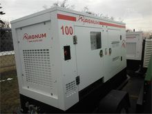 used 2013 MAGNUM MMG100 Constru
