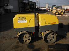 used 2012 WACKER RT82SC Constru