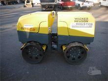 used 2011 WACKER RT82SC Constru