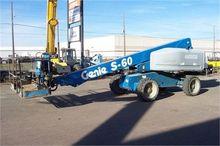 used 2006 GENIE S60 Constructio