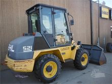 used 2004 GEHL 521 Construction