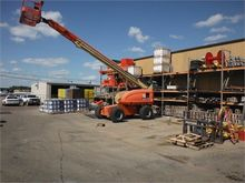 used 2002 JLG 600S Construction
