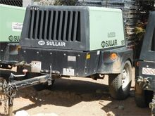 used SULLAIR 185DPQCAT Construc