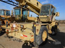 Used 1999 GROVE RT42
