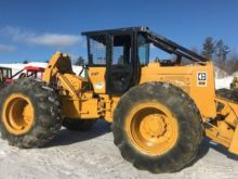 Used Caterpillar 518 Skidder for sale | Machinio