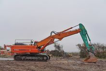 2013 Doosan DX340LC Deep Excava