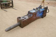 Hydraulic hammer TO SUIT 30 - 4