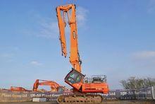 2009 Doosan DX420LC HRD 26M Hig