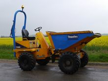 2008 Thwaites 3 Ton swivel