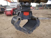 Hydraulic Selector Grab To suit