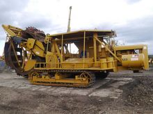 Cleveland 400Wheel Trencher