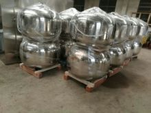 Stainless steel coating pans
