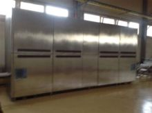 Haas SWAK 64 plates wafer line