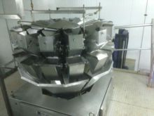 2 x Ishida multihead weigher an