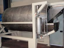 Thericia 2000 Kg coating pan
