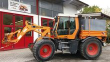 1999 Fendt Xylon 524