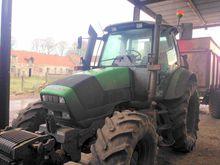 2009 DEUTZ FAHR M600