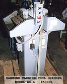 HAMMOND CARBIDE TOOL GRINDER, M