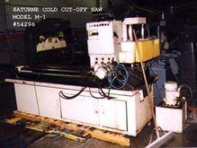 SATURNE M-1 COLD CUT-OFF SAW