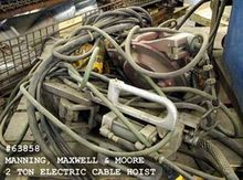MANNING, MAXWELL & MOORE 2 TON