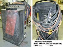 HYPERTHERM MAX40 PLASMA CUTTING