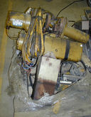 COLUMBUS 2 TON ELECTRIC HOIST 4